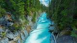 Numa Falls,Kootenay National Park, British Columbia, Canada