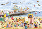 Clacton-on-Sea by Fiona Osbaldstone...