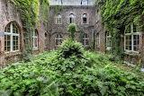 Belgium abandoned monastery