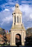 Trinity College, Dublin IR, Parliament Square: The Campanile