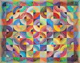compass quilt, Teri Cherne