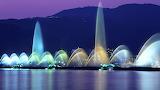 Lake Biwa Flower Fountain