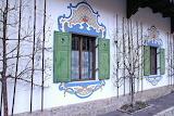 Luftlmalerei, Mural Art Native to Villages