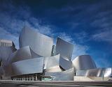 Disney Concert Hall-LA Philharmonic b 1964, Los An