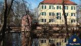 Sissi-Schloss Aichach Bavaria Germany Europe