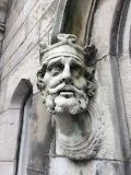 Brian Boru, Chapel Royal, Dublin Castle, Dame Street, Dublin 2