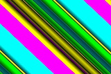 Colorful stripes abstract
