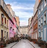 Rue Cremieux Paris France
