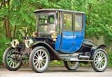 1909 EMF 30 Coupe