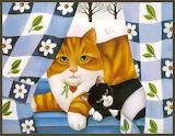 02 Diana Jackson, the Naive Cat, Feb