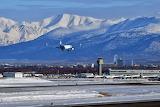 """Ice Airport"" Anchorage Alaska Air Cargo 737"