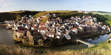 Staithes from Cowbar by Mike Kipling