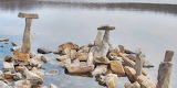 New Jersey Cairns at Sunfish Pond