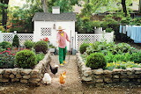 ^ Dallas, Texas chicken coop inspired by Colonial Williamsburg,