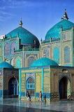 Mosque Mazar-e-Sharif