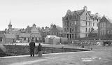 Stromness Pier Head circa 1900 by Tom Kent