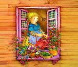 ☺♥ Lovely spring day...