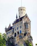 Schloss Lichtenstein Castle, Germany