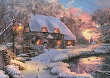 The Poet's Cottage - Dominic Davison