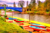 Boats, England