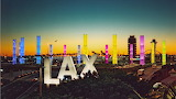 LAX, Los Angeles, USA