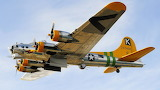 Airplanes bomber b 17 flying fortress b17 1920x1080 10887