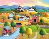 Country hills, Steven Klein