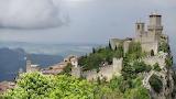 La Rocca , Prima Torre, San-Marino