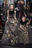 Mother-Daughter Haute Couture