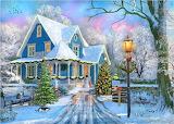 Christmas at Home~ DominicDavison