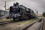 Train in Czechia