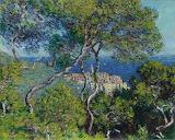 Bordighera 1884 Monet