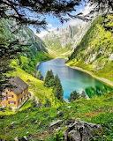 Lago montañas46