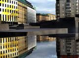 Spiegelung III - Berlin