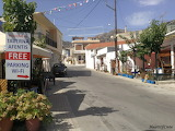 Plati Lassithi street