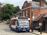 Country Bus Optare Solo 321