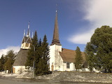 Tornio, lutherian church, Finland