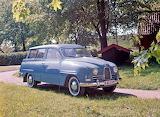 1960 Saab 95