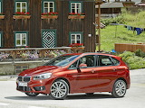 2014 BMW 218d Active Tourer Sport Line