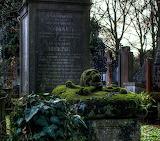 Grave in Greenwich London