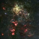 "Space tumblr astronomyblog ""Tarantula Nebula"" ""Wide Field Imager"
