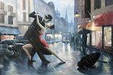 Life is a Dance in The Rain, di Adrian Borda