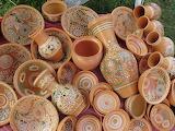Ukrainian ceramic tableware