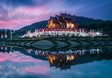 Chiang-mai Thailande ancienne capitale