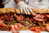 Sandwich mas grande del mundo