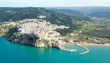 Peschici Puglia Italy marina