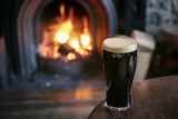 Rostrevor Inn - Guinness & Fire