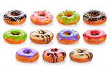 ^ Donuts
