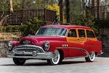 Buick Retro 1953 Super Estate Wagon Red Metallic 545632 1280x854