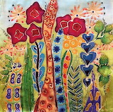 summer flowers, Karen Peck